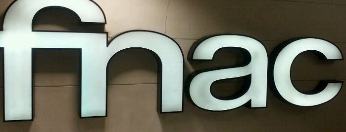 Fnac is one of Alicante #4sqCities.