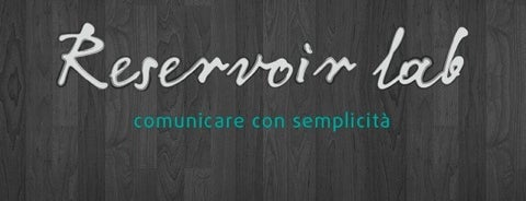 ReservoirLab - Comunicare con semplicità is one of Lieux qui ont plu à Riccardo.