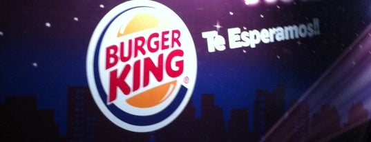 Burger King is one of Pubs, Bares, Restaurant, Resto Bar y Discoteque..