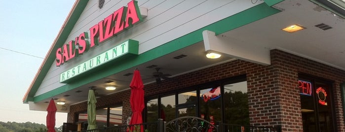 Sal's Pizza & Restaurant is one of Local Loves.