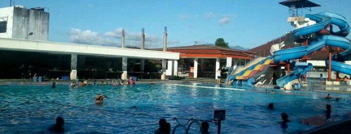 Marcopolo Swimming Pool is one of Tempat yang Disimpan Ajenkk.