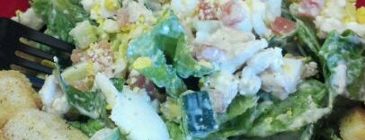 Salad Creations is one of Amanda 님이 좋아한 장소.