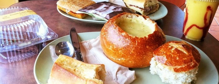 Panera Bread is one of Guide to Lodi's best spots.