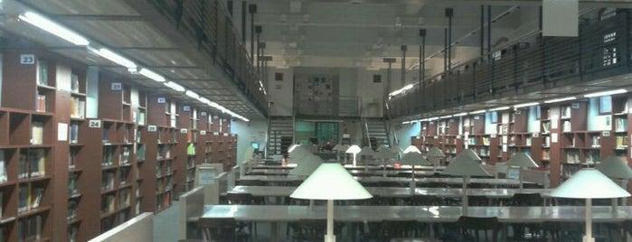 Biblioteca EUETIB is one of Spain.