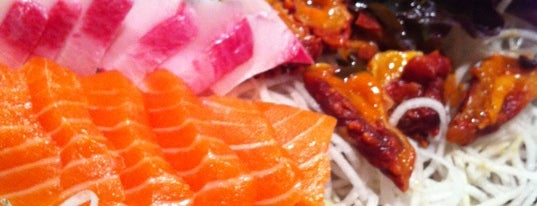 Jeju Island Sushi is one of Guide to New York's best spots.
