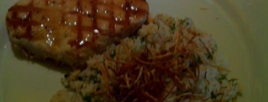 Ritz is one of Minha experiência gastronômica.