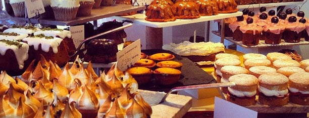 Ottolenghi is one of London Ideas.