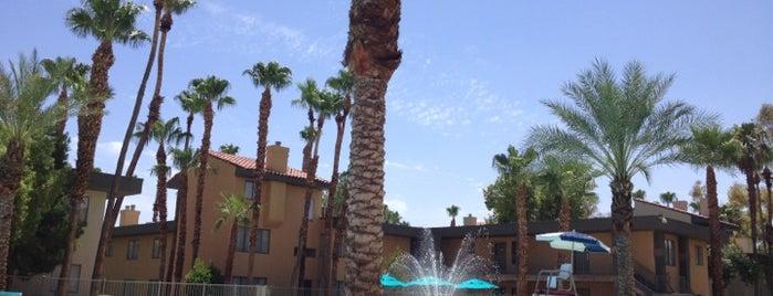 Alexis Park Resort is one of Las Vegas Bars.