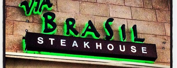 Via Brasil Steakhouse is one of MV.