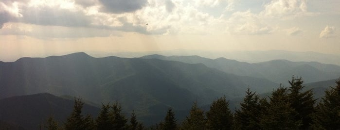 Mount Mitchell State Park is one of Best Places to Check out in United States Pt 1.