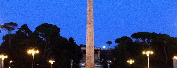 Obelisco Flaminio is one of Roma 🇮🇹.