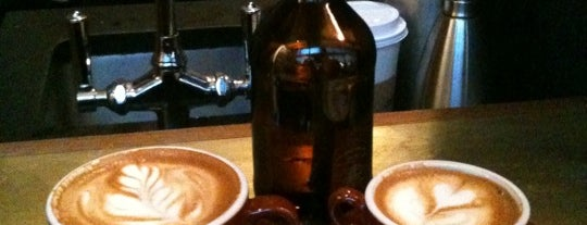 Stumptown Coffee Roasters is one of Our Favorite Coffee Spots!.