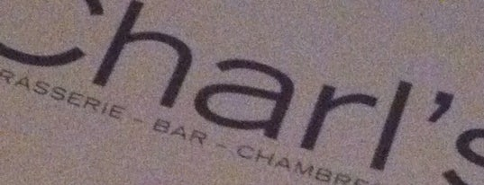 Charl's Brasserie Hotel is one of Tim's Favorite Restaurants & Bars around The Globe.