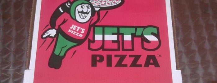 Jet's Pizza is one of Best of Fort Lauderdale.
