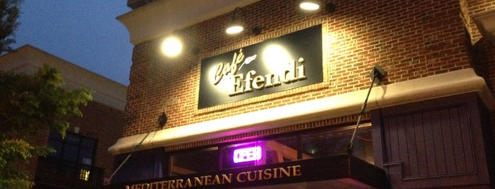 Cafe Efendi Mediterranean Cuisine is one of Interesting things to do....