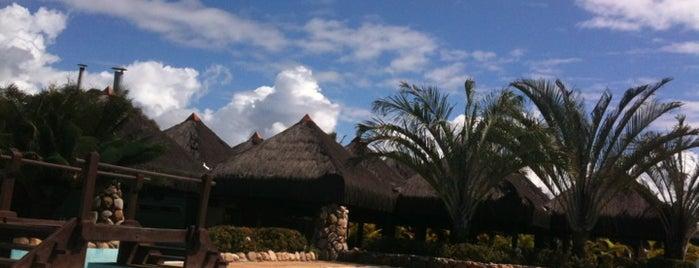 Jardim Atlântico Beach Resort is one of Locais curtidos por Fernanda.