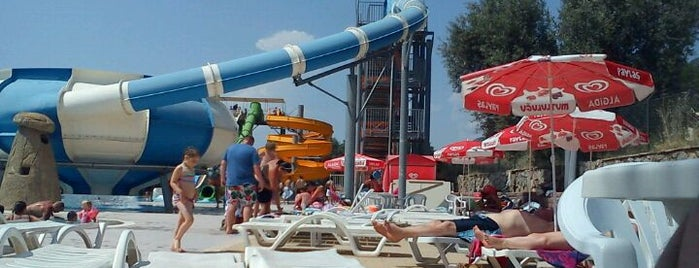Aquapark is one of Locais curtidos por Mehlika.