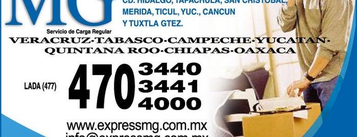 Transportes Express Mg Sa De Cv