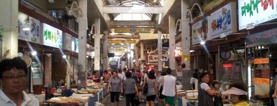Seogwipo Maeil Olle Market is one of South Korea 🇰🇷.