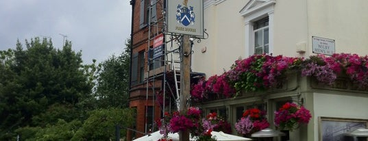 The Ladbroke Arms is one of Refosso 님이 좋아한 장소.