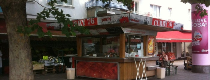 Andys Wurscht Palast is one of Currywurst.
