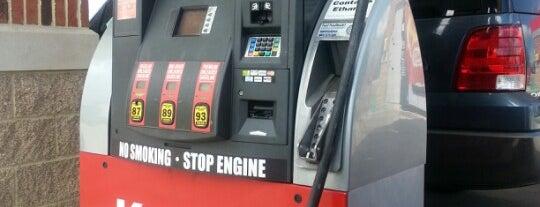 Kroger Fuel is one of Orte, die Melissa gefallen.