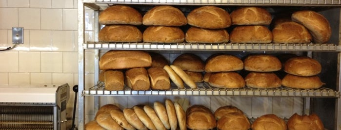 Madonia Bakery is one of Italian-American Spots.