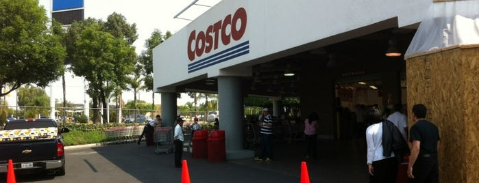 Costco is one of Orte, die Teresa gefallen.