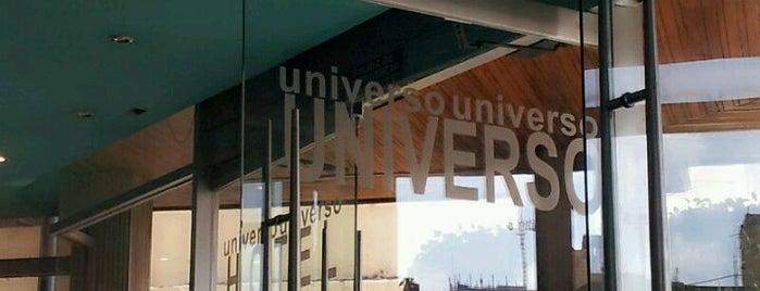 Hotel Universo is one of Gespeicherte Orte von Ricardo.