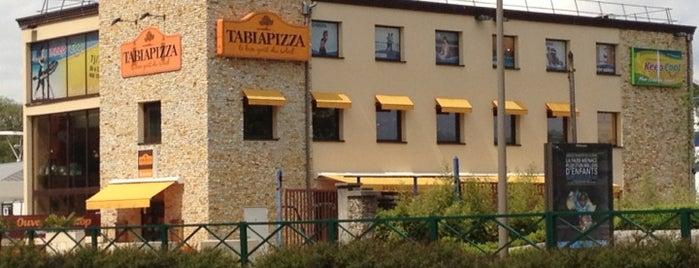 Tablapizza is one of RestO.