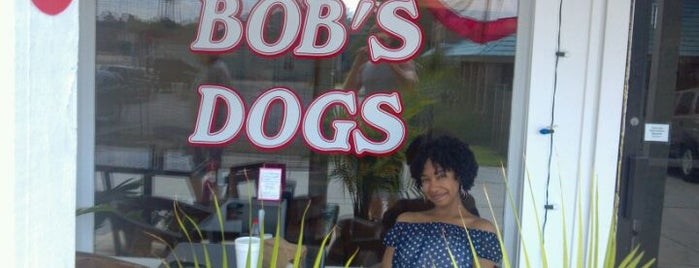 Bob's Dogs is one of Hot Dogs 2.