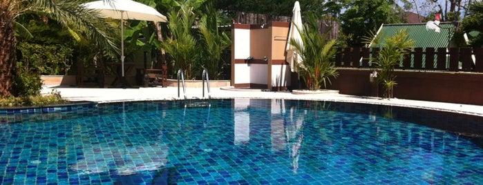 Mantra Pura Resort is one of Orte, die Kamui gefallen.