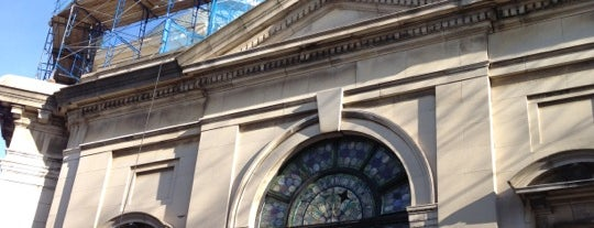 Congregation Beth Elohim is one of Partners in Preservation-New York City.