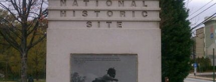Dr Martin Luther King Jr National Historic Site is one of StorefrontSticker City Guides: Atlanta.