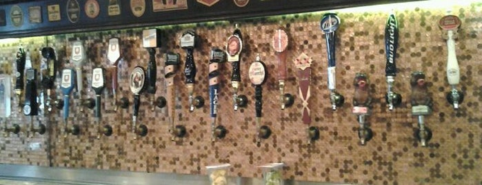 Flying Saucer is one of CraftBeer.com's Best Craft Beer Bar in Every State.