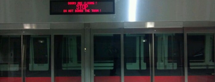 South Station - Express Tram is one of Posti che sono piaciuti a Ray.