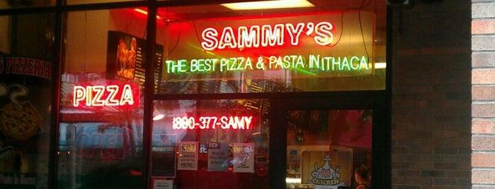 Sammy's Pizza is one of Emily : понравившиеся места.