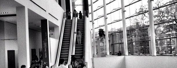 Museo de Arte Latinoamericano de Buenos Aires (MALBA) is one of Bs As.