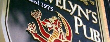 Llywelyn's Pub is one of Restaurants.