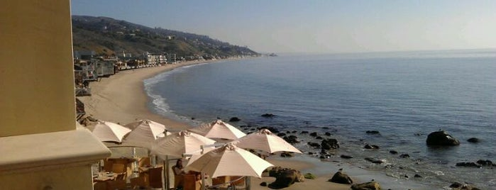Malibu Beach Inn is one of Cali food.