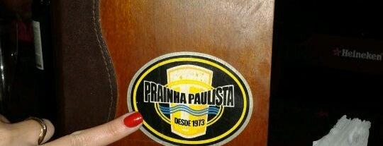 Prainha Paulista is one of Paulista x Brigadeiro.