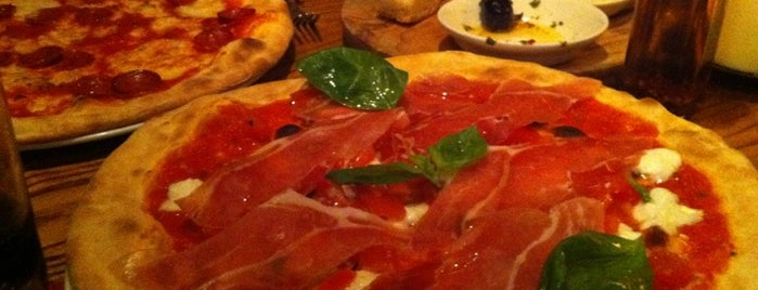 Rustica is one of Richmond Good Food Guide.