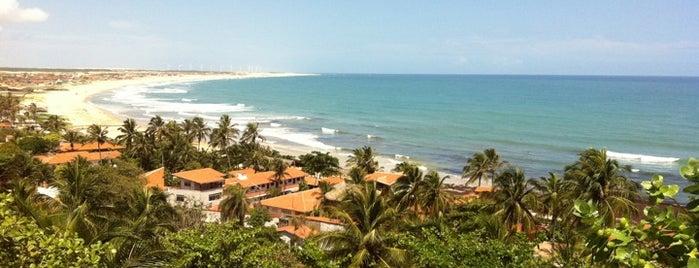 Praia da Taíba is one of Ranna 님이 좋아한 장소.