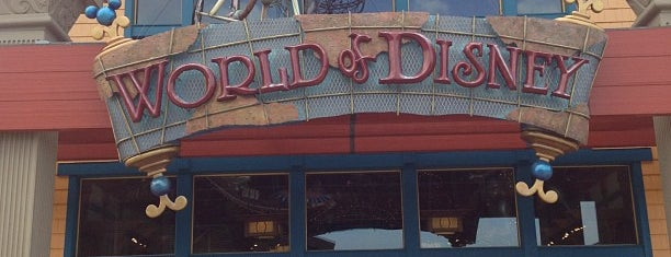 World of Disney is one of Walt Disney World.