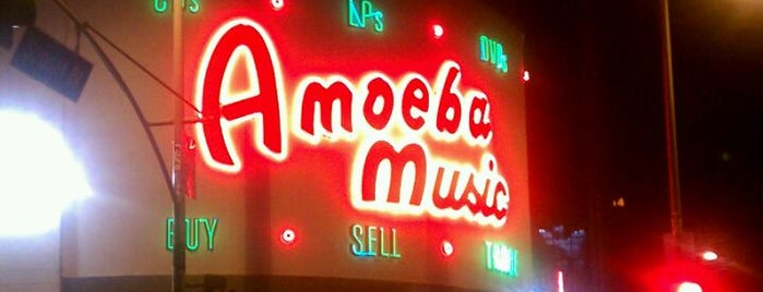 Amoeba Music is one of Los Angeles 2013 Tom Jones.