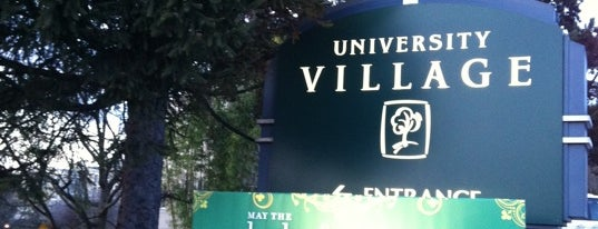 University Village is one of Must-have Experiences in Seattle.