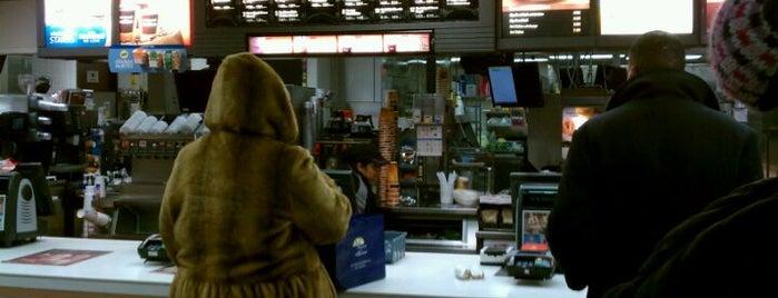 McDonald's is one of สถานที่ที่บันทึกไว้ของ Matt.