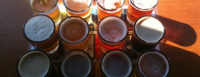 North Coast Brewing Co. Taproom & Grill is one of Best US Breweries--Brewery Bucket List.