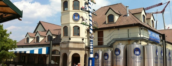 Hofbräuhaus Pittsburgh is one of Favorite place's.