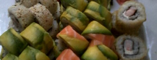 Niu Sushi is one of Comida Rica.